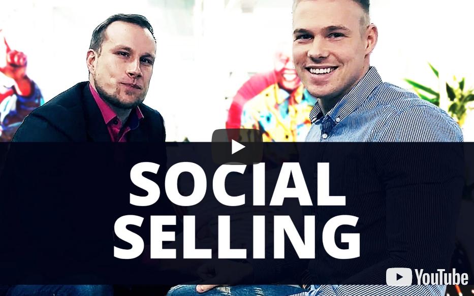 Social Selling -haastattelut