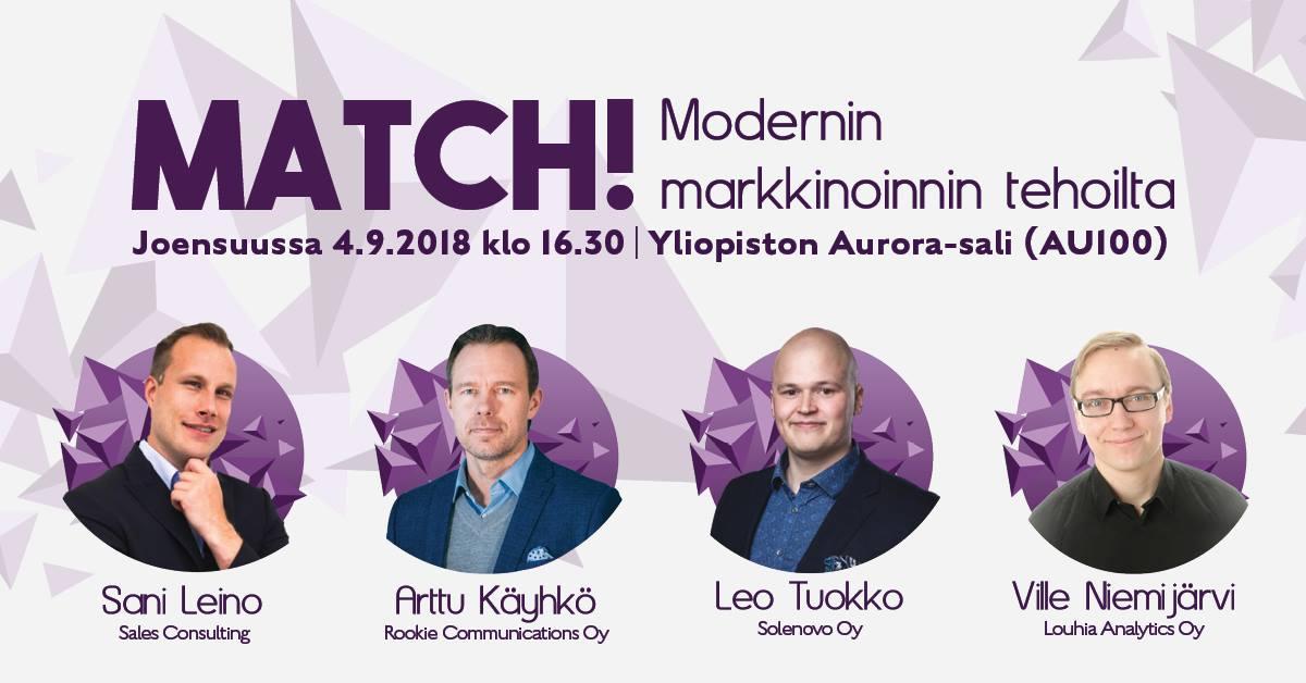4.9. - Match! 2018 - (Joensuu)