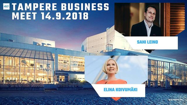 14.9. - Tampere Business Meet 2018