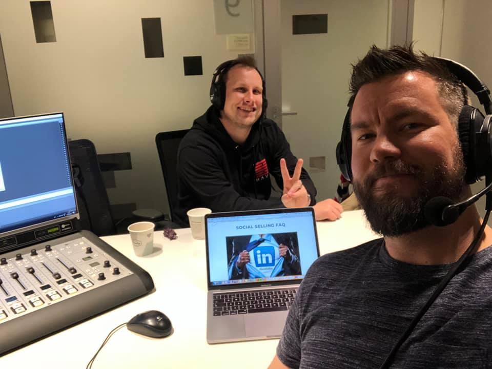 Väkevä Elämä -podcast - Social Selling